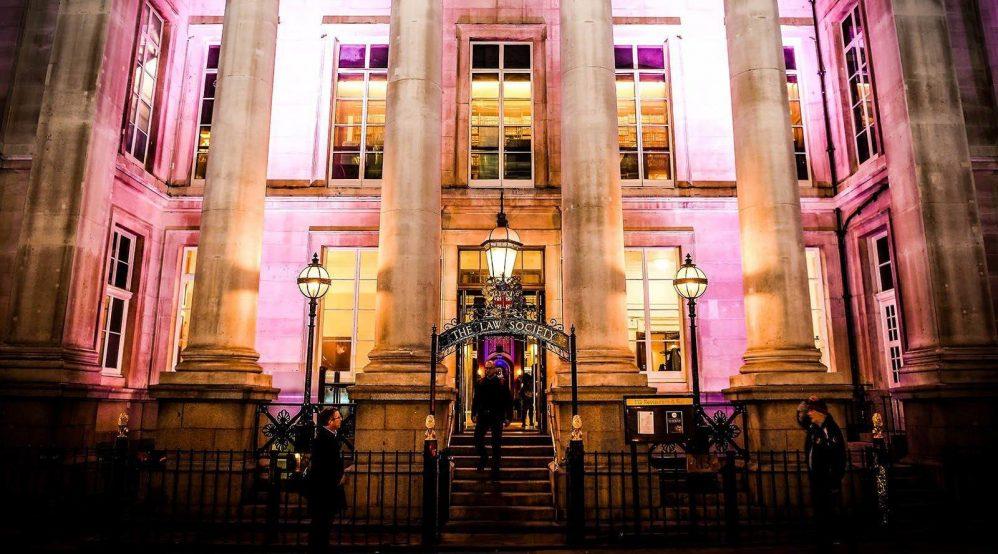 113 Chancery Lane London Venue Hire External aspect ratio 9x5