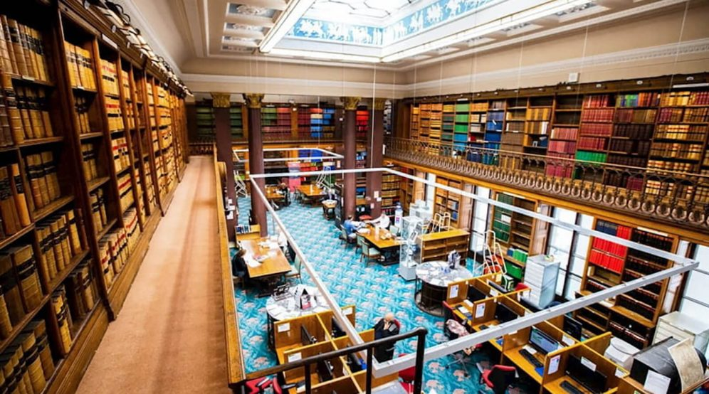 Library is now licensed for Wedding ceremonies for up to 90 guests.