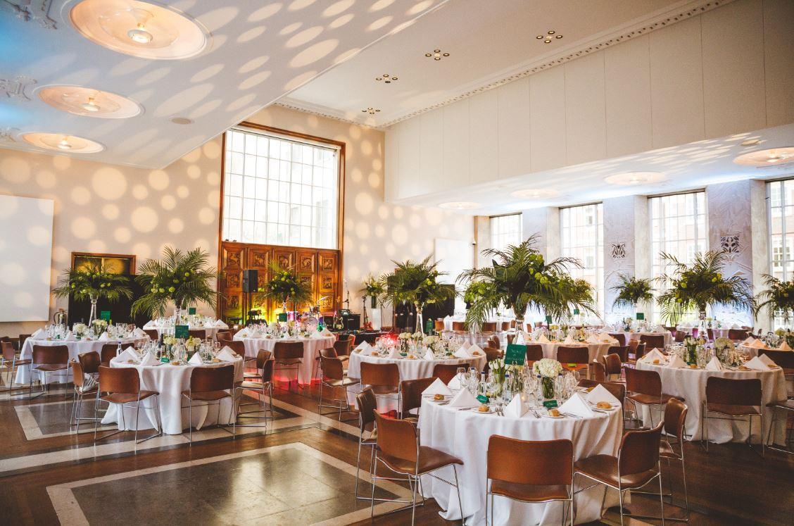 Florence Hall at RIBA