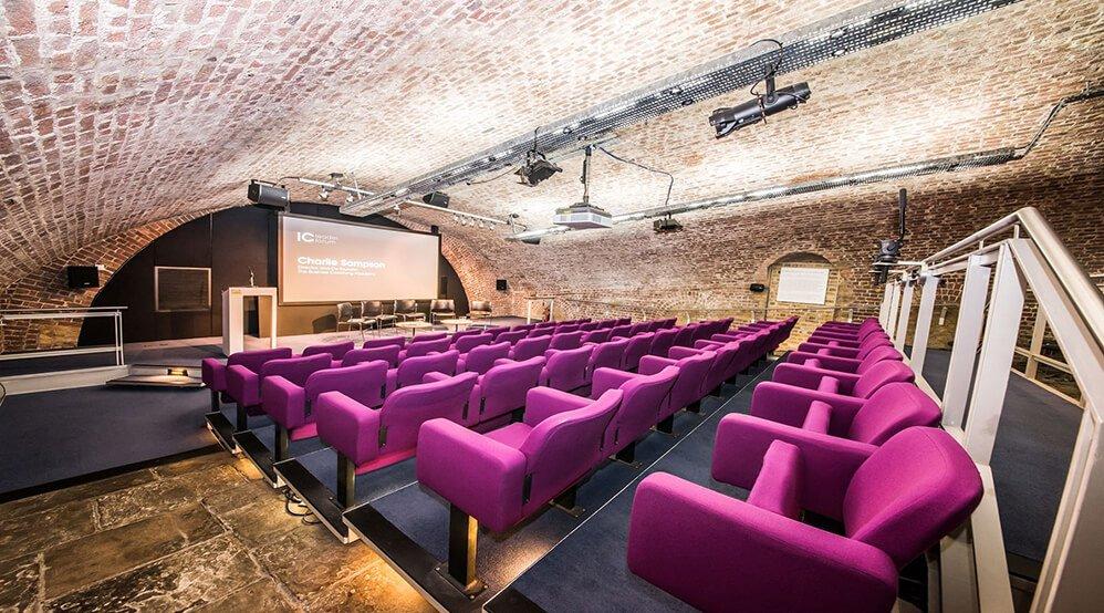 Durham Street Auditorium, Theatre Style
