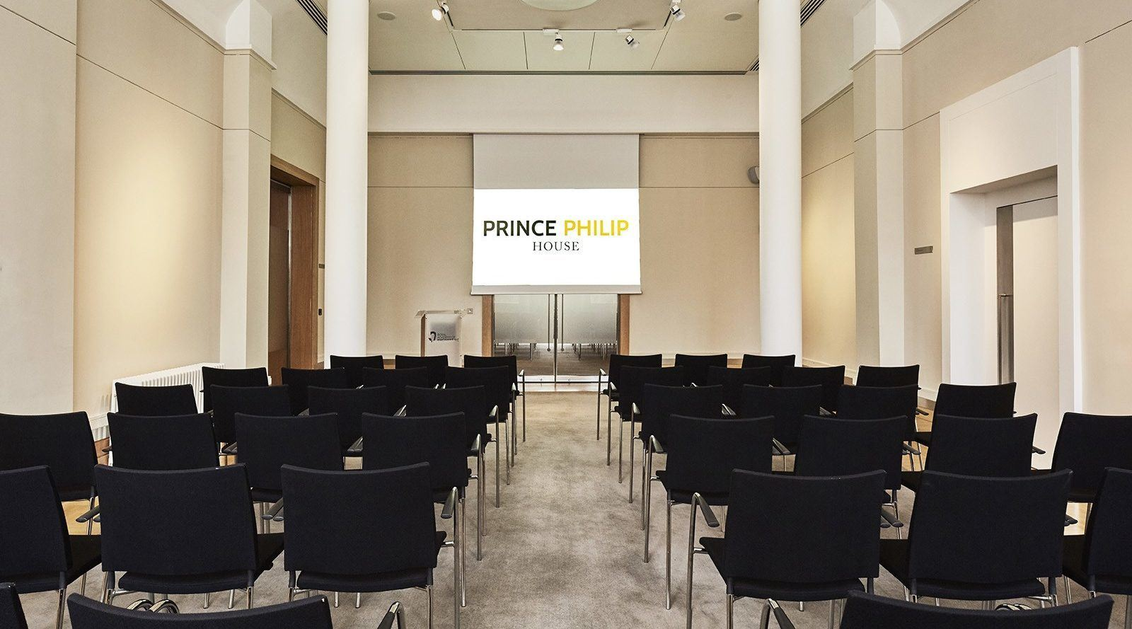 Prince Phillip House London venue interior