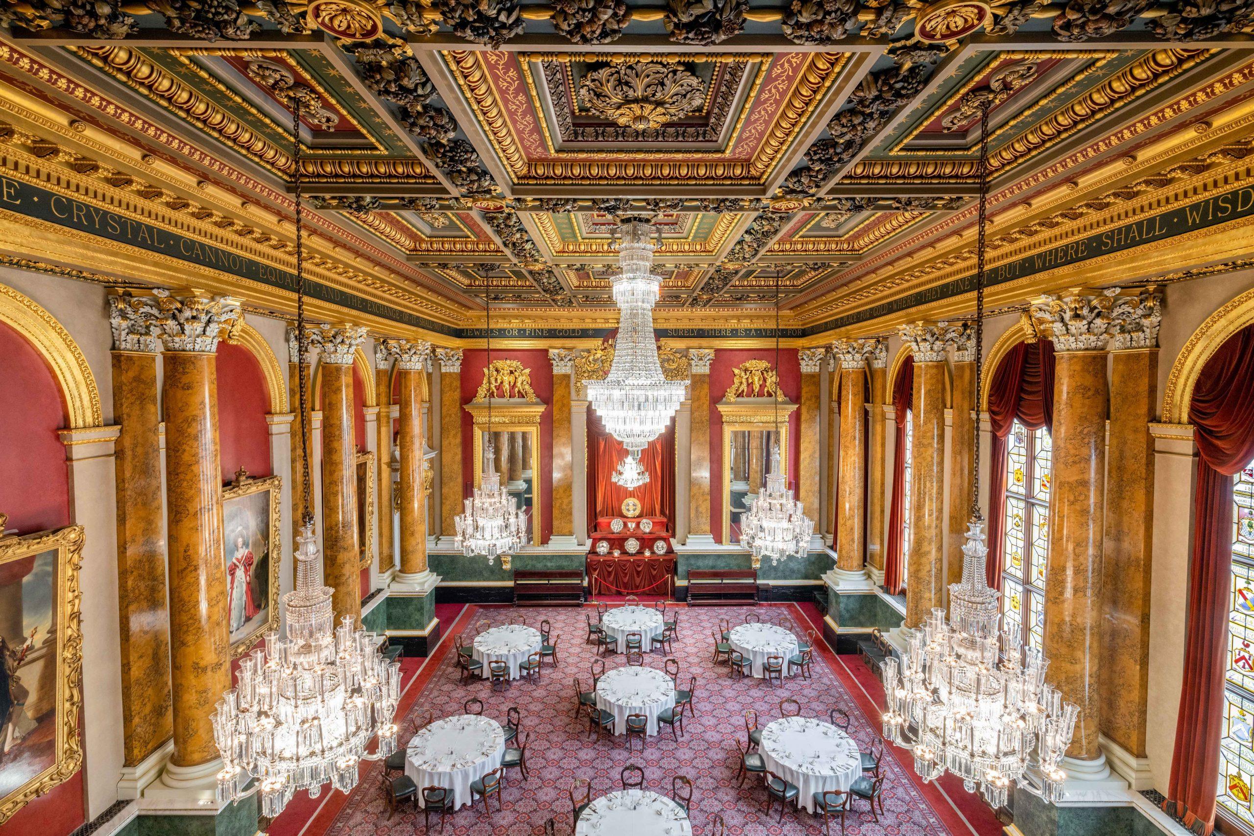 Grand london venue goldsmith's hall